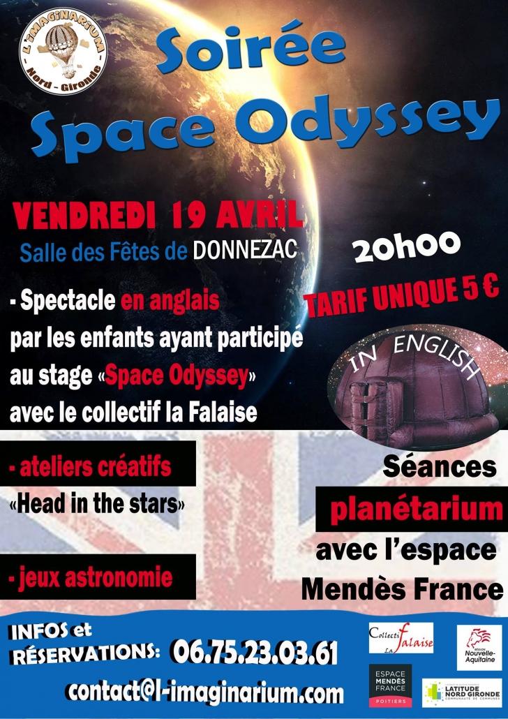 Soirée Space Odyssey