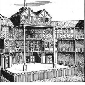 Le théâtre Globe de Shakespeare