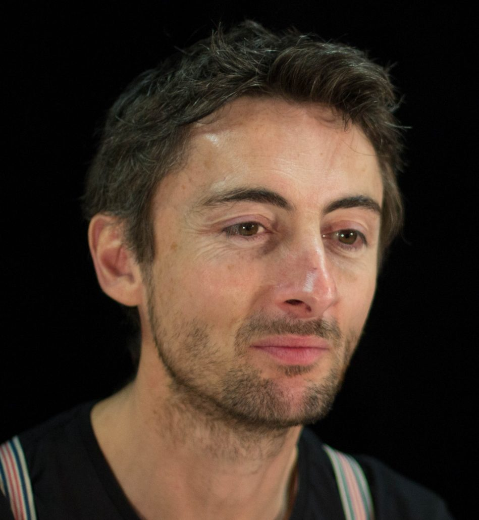 Michael Appourchaux, comédien bilingue